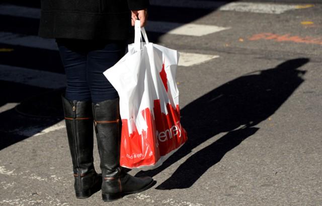 Средний чек россиян вырос в ноябре, но упал за год