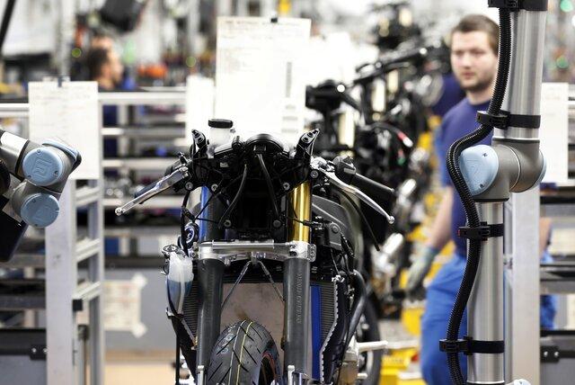 Рост промпроизводства вИталии осенью оказался слабее прогнозов