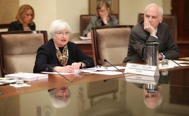 ФРС США увеличила базовую процентную ставку до1,25-1,5%