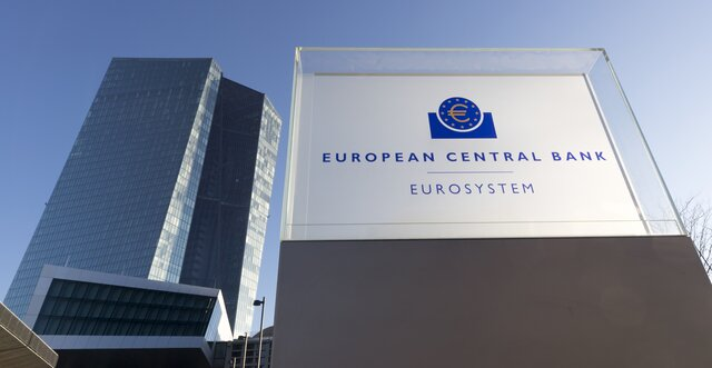 ЕЦБ поднял прогноз поросту ВВП еврозоны в2017—2019гг..