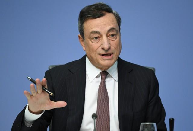 Трансляция пресс-конференции главы ЕЦБ Марио Драги