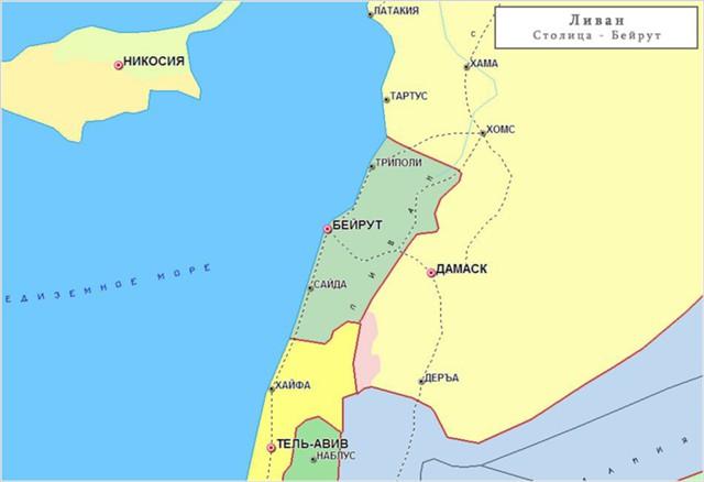 """НОВАТЭК"" выиграл тендер на проведение ГРР в Ливане"