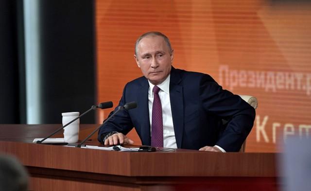 Путин рассказал о будущем и фискальных недостатках