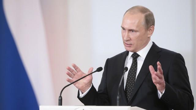 Путин: продукция ВПК необходима для мирной жизни