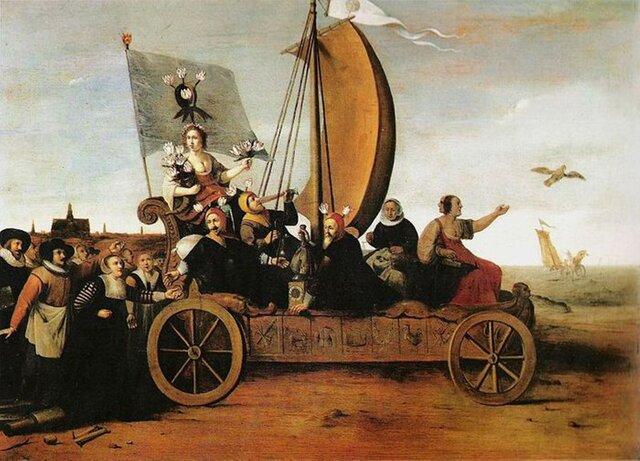 Тюльпаномания: средневековый урок финансовой истории