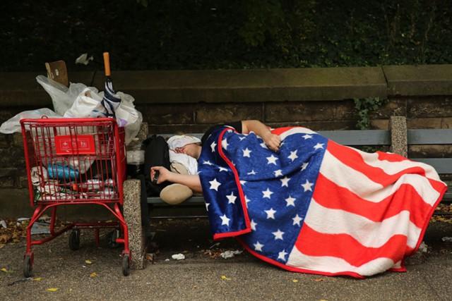 Неравенство в США стимулирует рост фондового рынка