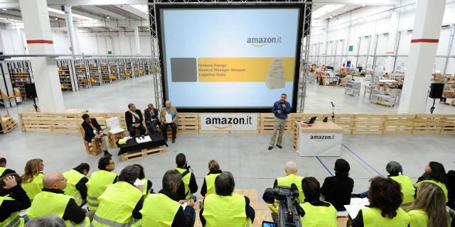Amazon вернет Италии неуплаченные налоги в €100 млн