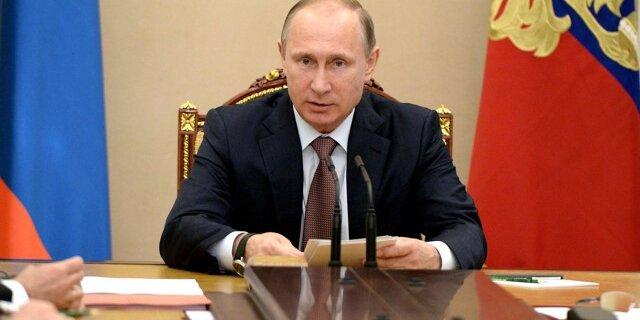 Путин продлил заморозку накопительной части пенсии до 2020-ого года