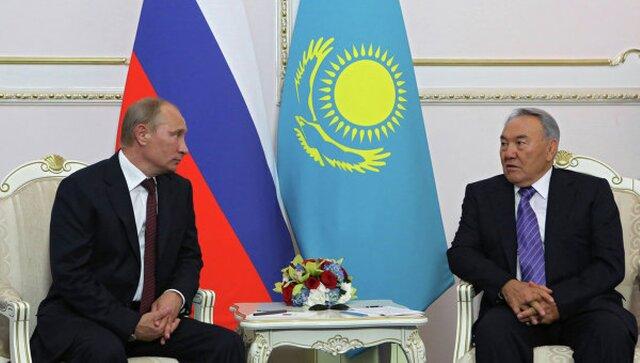 Назарбаев: Операция вСирии показала, чтоРФ может отвечать заглобальный мир
