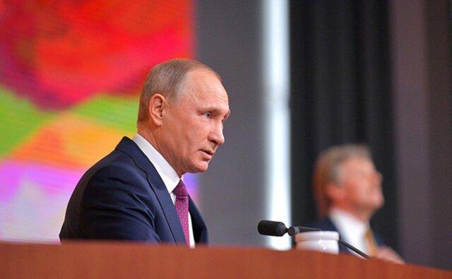 Путин пояснил уход водителей из«Газпрома» фразой «сливать нечего»