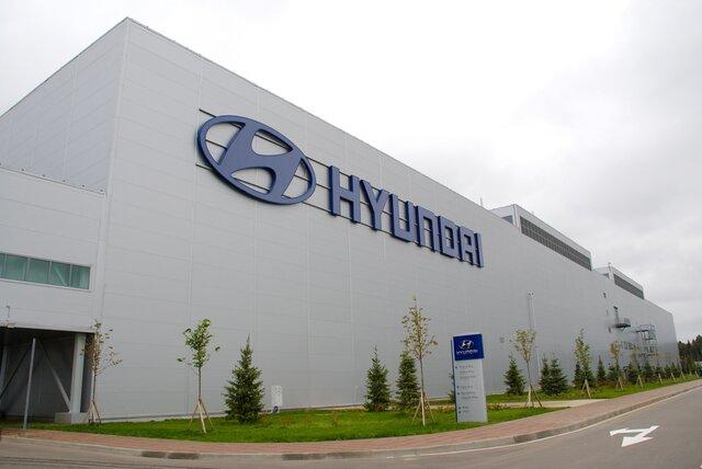 Российский завод Hyundai в 2017 году увеличил выпуск автомобилей на 13%