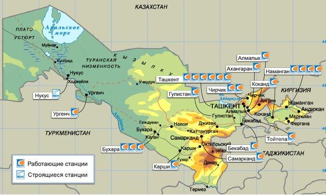 «Росатом» готов построить двухблочную АЭС для Узбекистана— руководитель компании