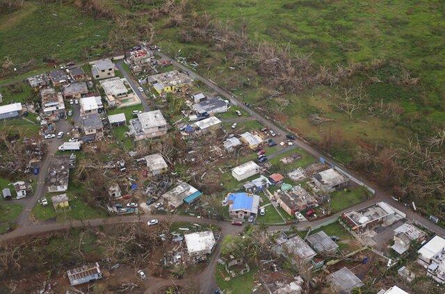 Стихийные бедствия 2017 года обошлись страховщикам врекордные $135 млрд