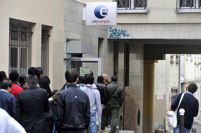 Безработица веврозоне чуть сократилась осенью