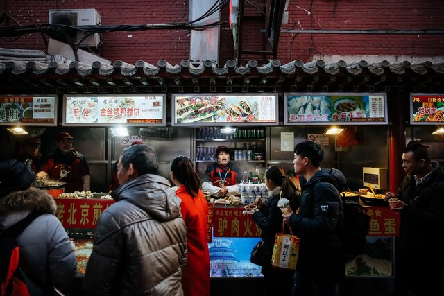 Индекс потребительских цен вКитайской народной республике вырос вначале зимы