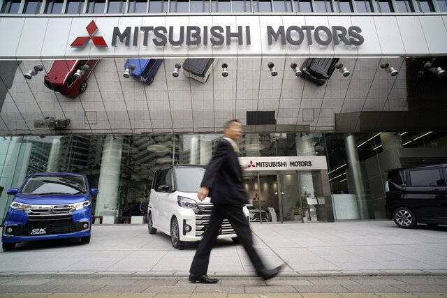 Мицубиси отзывает в Российской Федерации неменее 16,5 тыс. авто