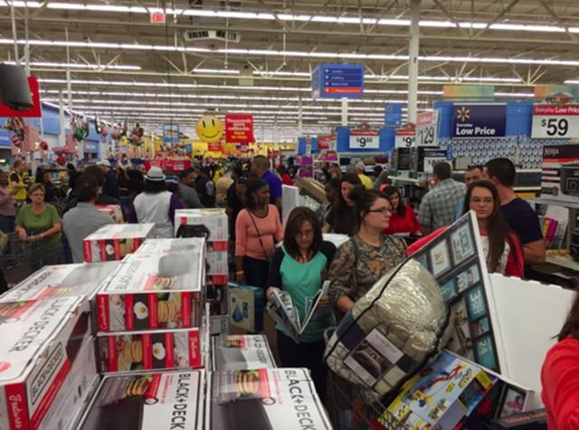Розничные продажи в США росли четыре месяца подряд