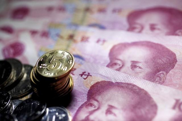 ЦБ Китая укрепил юань до максимума с декабря 2015 г.