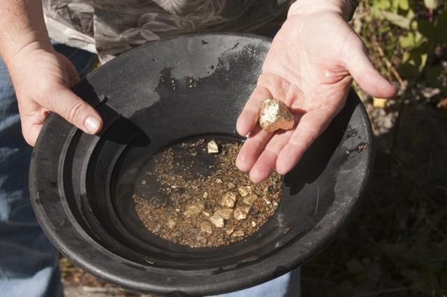 """Полюс"" в 2017 г увеличил производство золота на 10%"