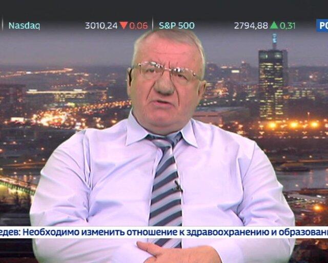 Воислав Шешель: в убийстве Ивановича замешаны спецслужбы США