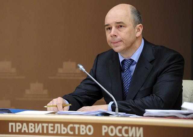 Силуанов: разместим евробонды сразу на $3 млрд