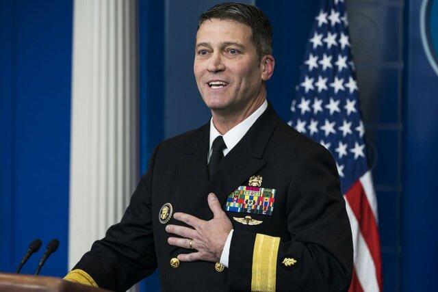 Врач Трампа рассказал о здоровье президента