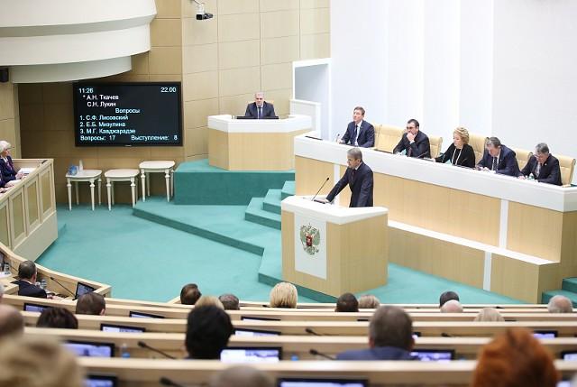 Ткачев: экспорт сельхозпродукции РФ повысился на 15%
