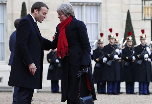 Британия поможет Франции с безопасностью границ
