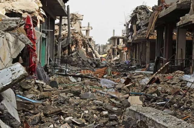 Россия поможет Сирии восстановить линии связи