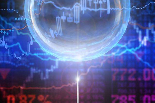 """Крах рыночного """"пузыря"""" потрясет весь мир"""