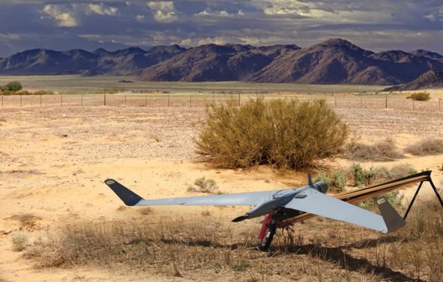 Израильский вклад в мировой рынок военных дронов