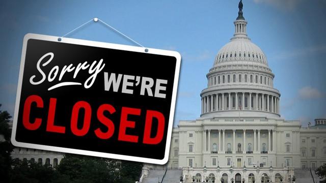 Опять shutdown: власти США остались без средств