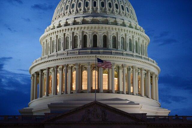 Сенат США вновь несмог договориться опродлении временного снобжения деньгами руководства