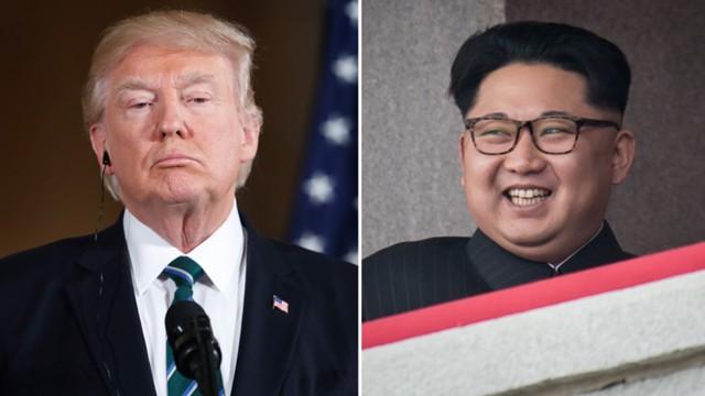 Трамп продолжает готовиться к войне с КНДР?