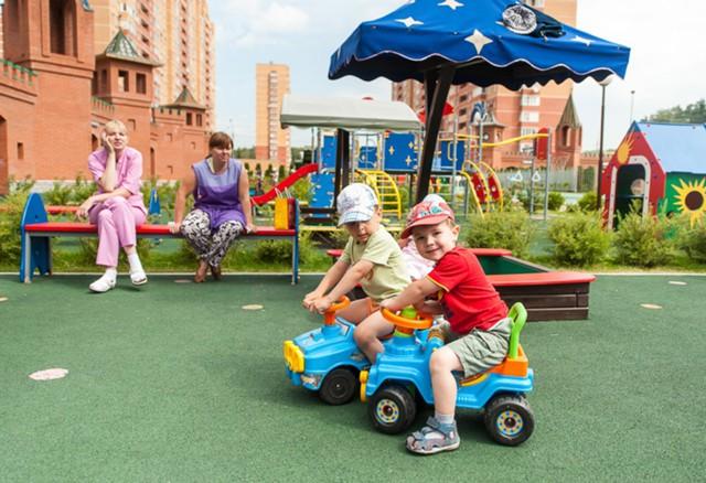 Правительство выделяет 50 млрд руб. на детские сады