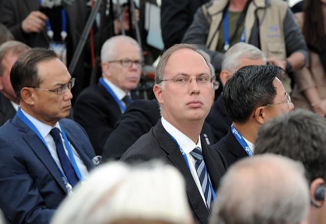 Глава РФПИ вошел в число ключевых финансистов Давоса
