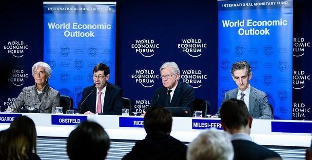 МВФ: элиты развитых стран утратили доверие граждан