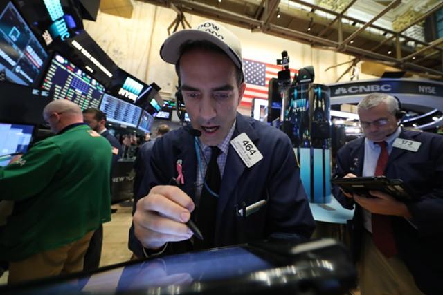 """Goldman отметил """"экстремальный"""" аппетит к риску"""