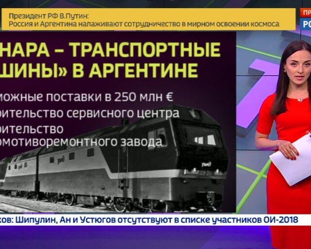 В ритме танго. Россия и Аргентина сделали главные заявления