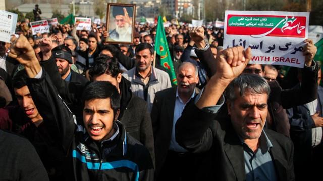 США развернули Иран на Восток?