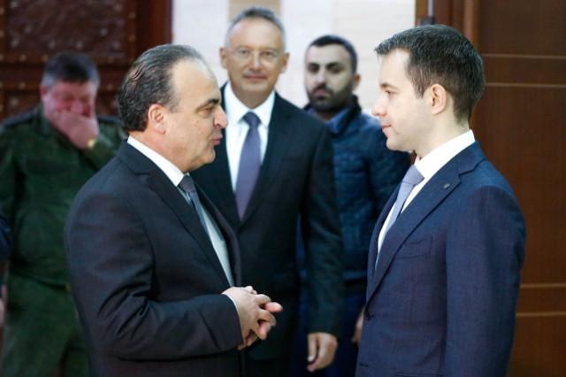 Никифоров: Россия поможет Сирии восстановить связь