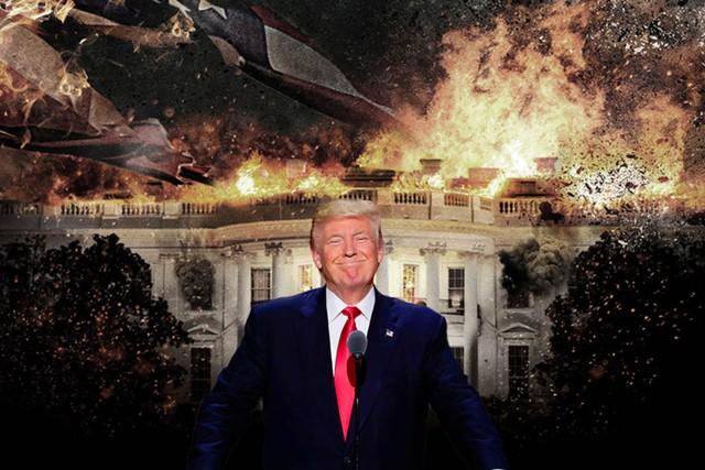Трамп - главный источник риска для бирж США