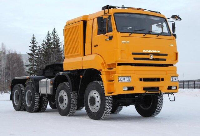 Первая партия грузовых машин КамАЗ отправилась наФилиппины
