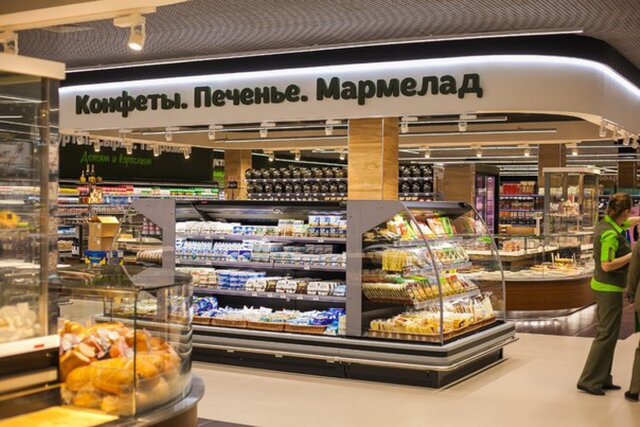 Инфляция в РФ занеделю составила 0,1%