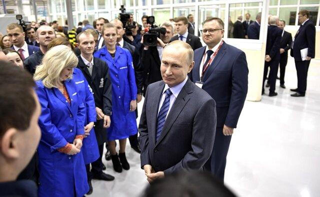 Кремль официально подтвердил визит Владимира Путина вУфу