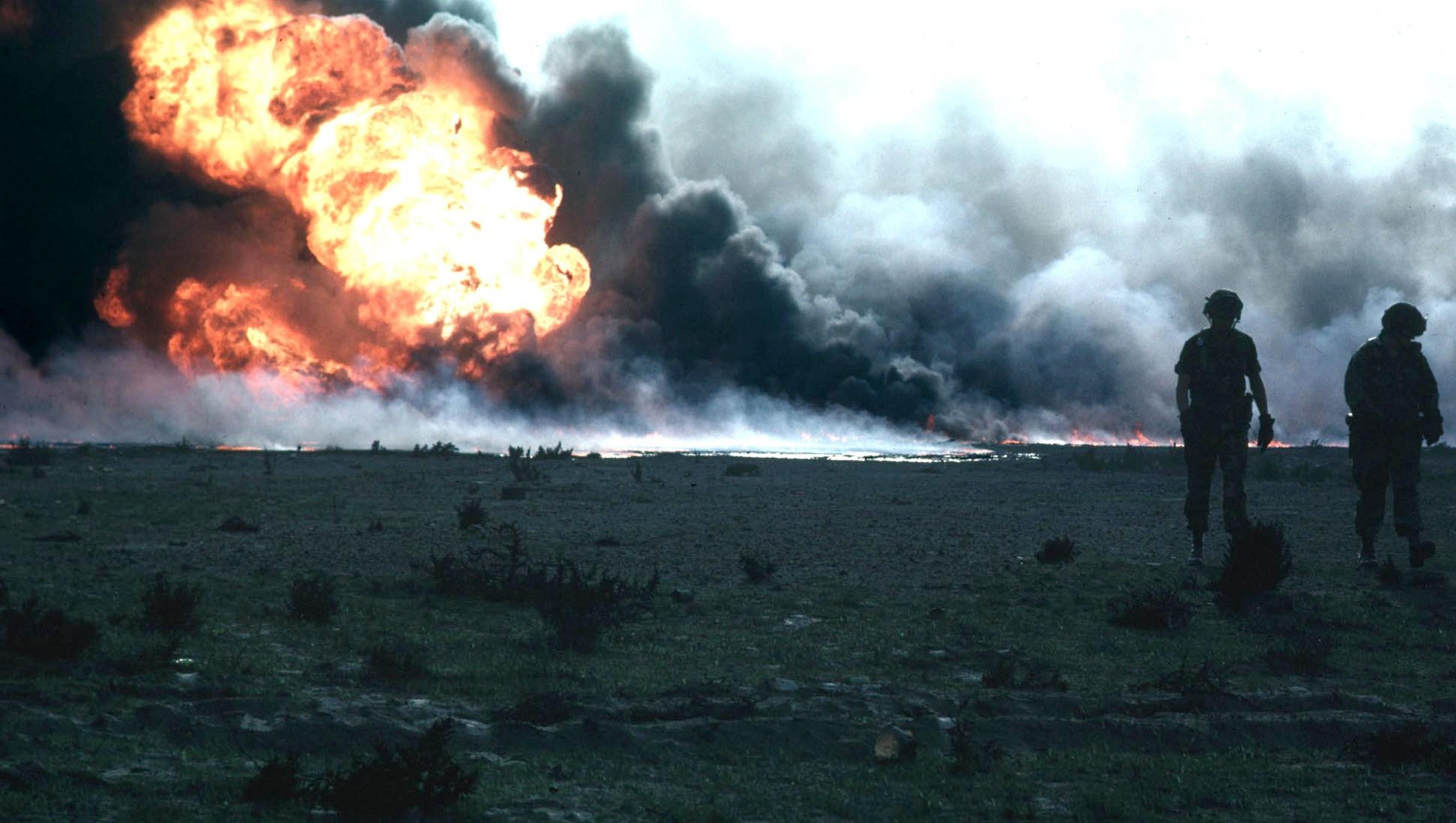 Разлив нефти: 10 крупнейших катастроф в истории