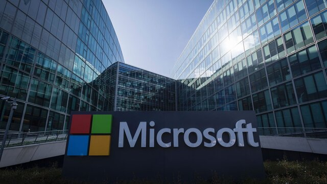 Microsoft закончила квартал субытками из-за налоговой реформы Трампа