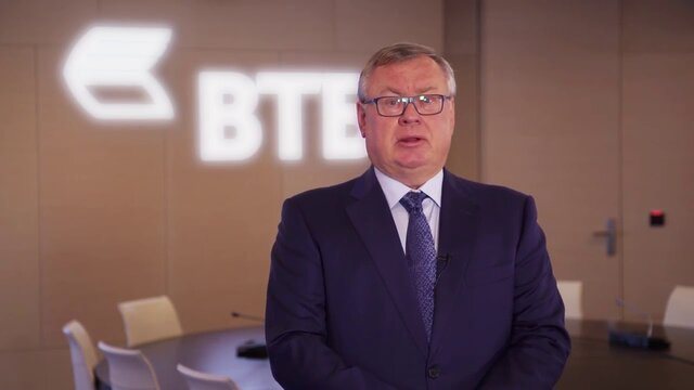 Руководитель ВТБ представил Путину идею актуальной для нашего времени платформы для интернет-торговли