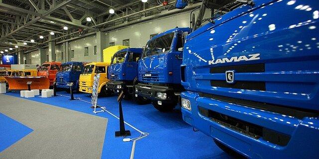 КамАЗ вчетверо увеличил чистый заработок поМСФО впрошлом году
