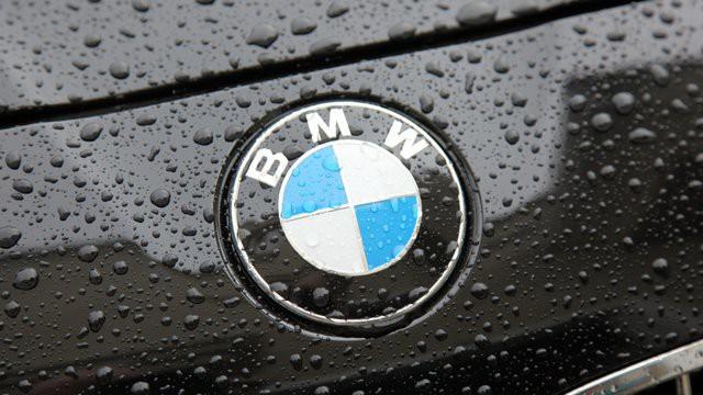 Продажи BMW выросли в январе на 3,8%
